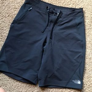 The North Face Black Swim Shorts